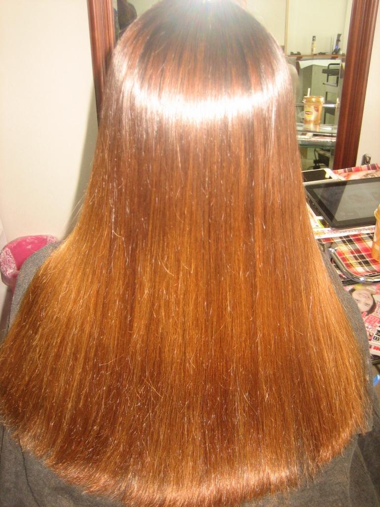 奈良 髪質改善縮毛矯正 髪質改善専門店
