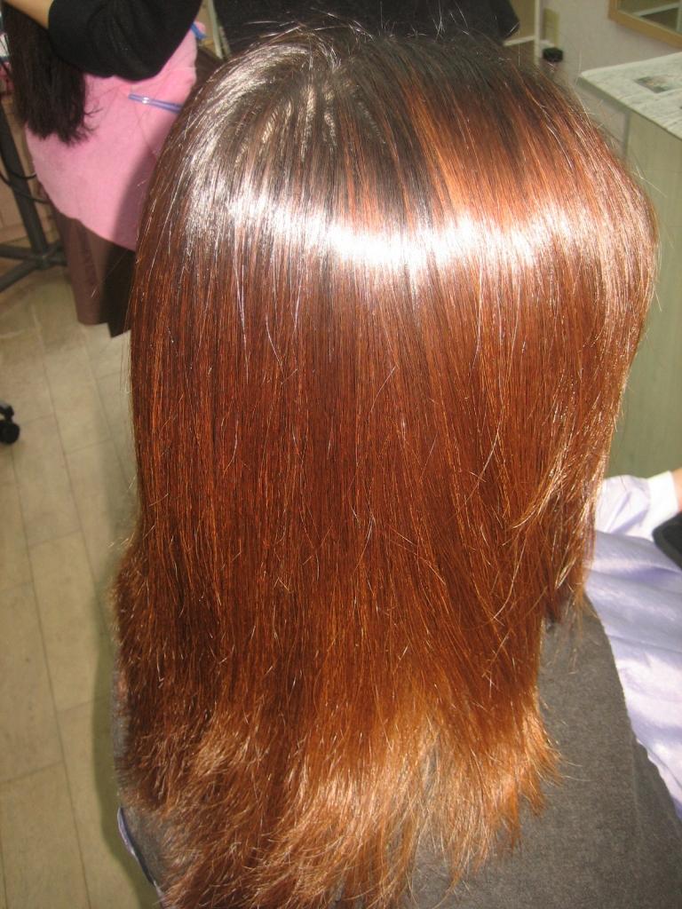 エアウエーブ ジリジリ パーマの失敗 トリートメント 髪質改善