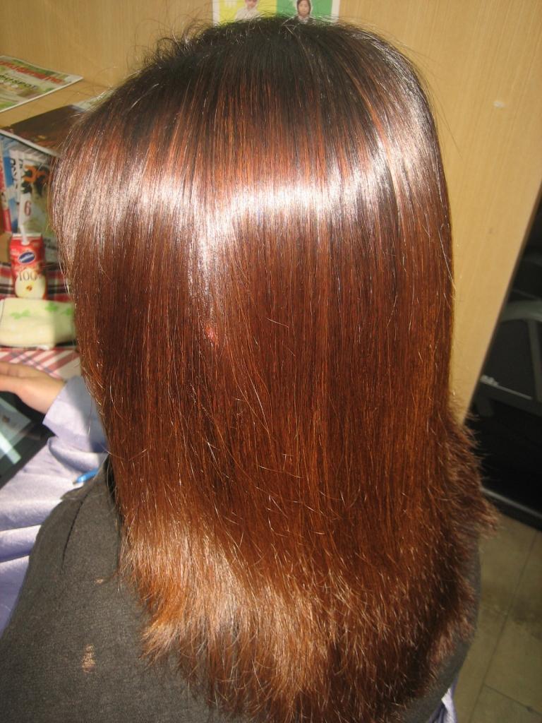 髪質改善トリートメント 奈良 美容室 奈良市