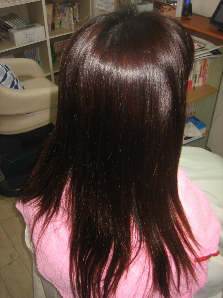 髪質改善縮毛矯正 奈良 奈良市