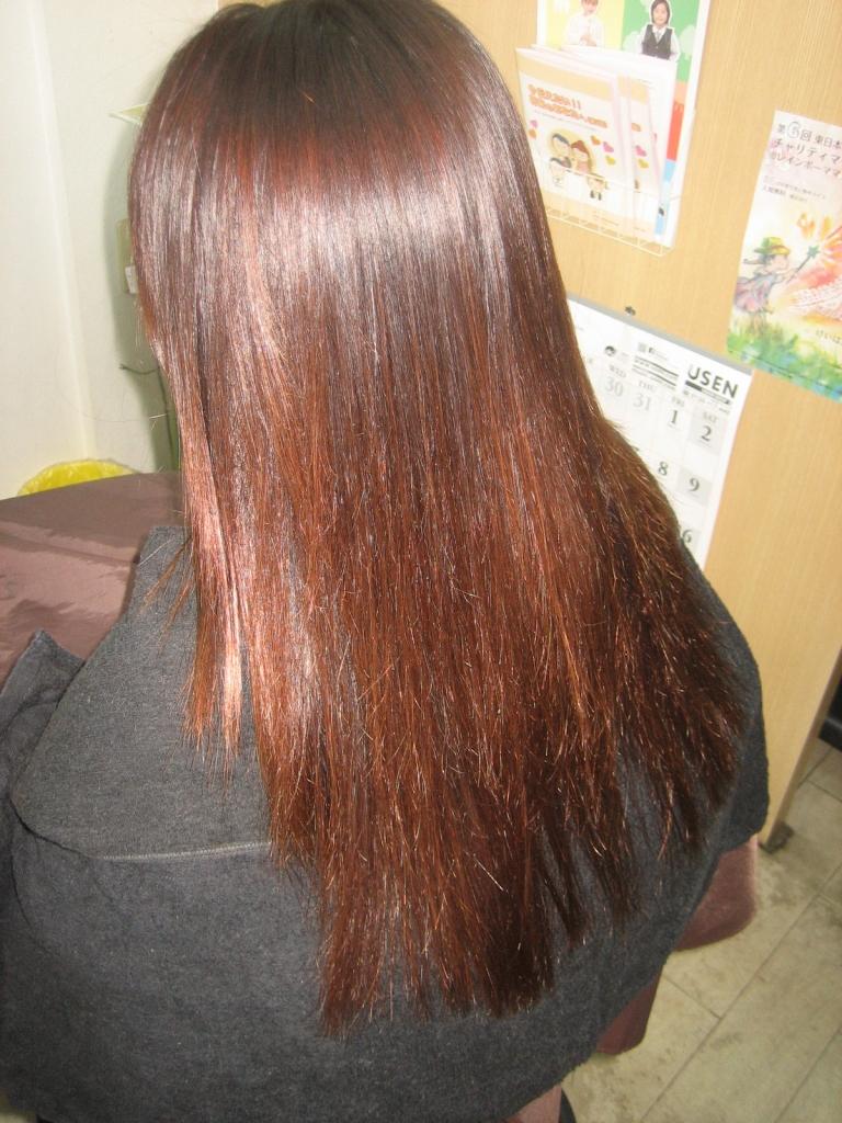 髪質改善 髪質改善縮毛矯正 奈良 奈良県