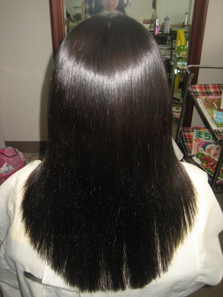 奈良髪質改善 トリートメント 美容室 学園前