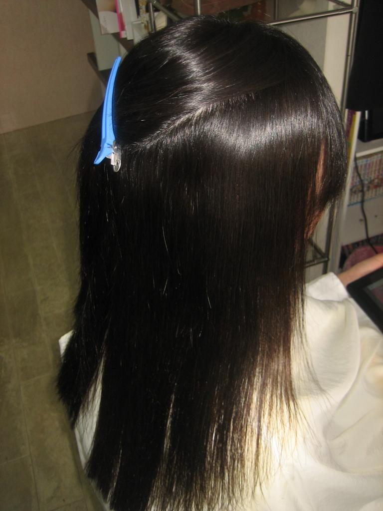 髪質改善専門店 縮毛矯正専門店 奈良 美容室