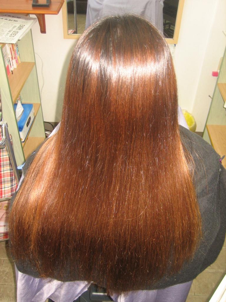 ikoma 生駒 髪質改善 縮毛矯正 美容室 専門店