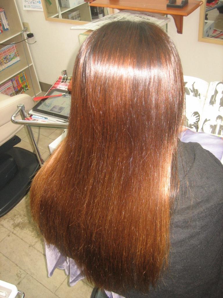髪質改善縮毛矯正 生駒 美容室 髪質改善専門店 奈良