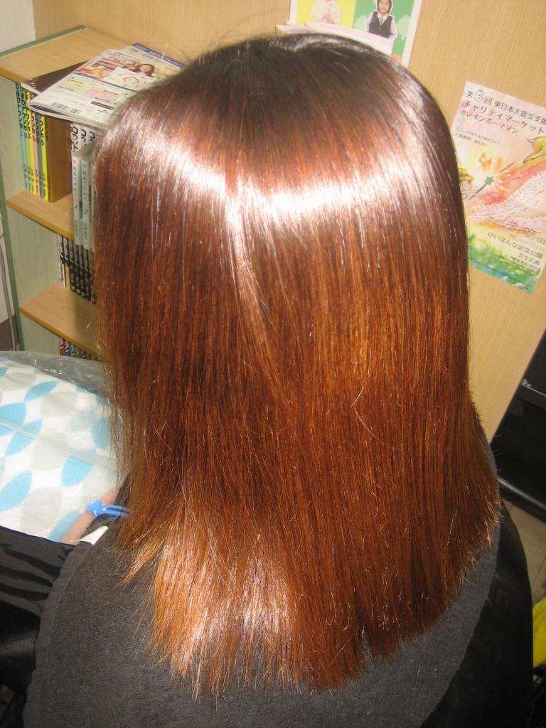 アラフィフ専門美容室 髪質改善縮毛矯正 大和郡山市