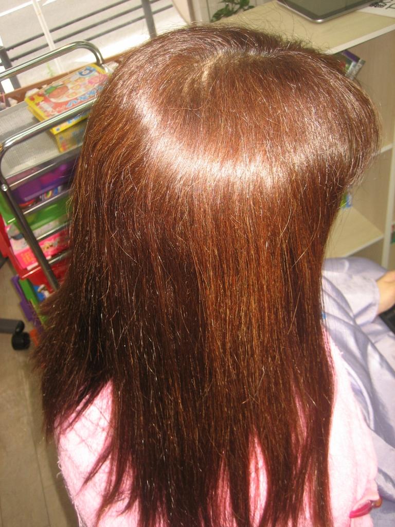 髪質改善 奈良 学園前 高の原