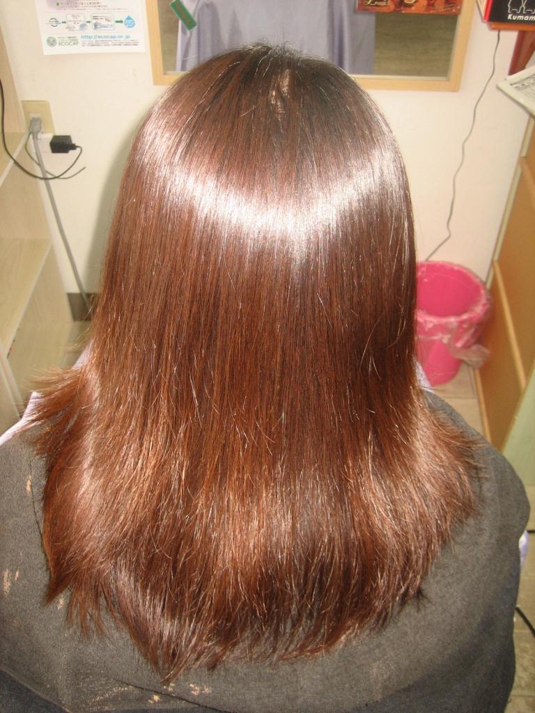 生駒 縮毛矯正 髪質改善 生駒郡 奈良 大和郡山市