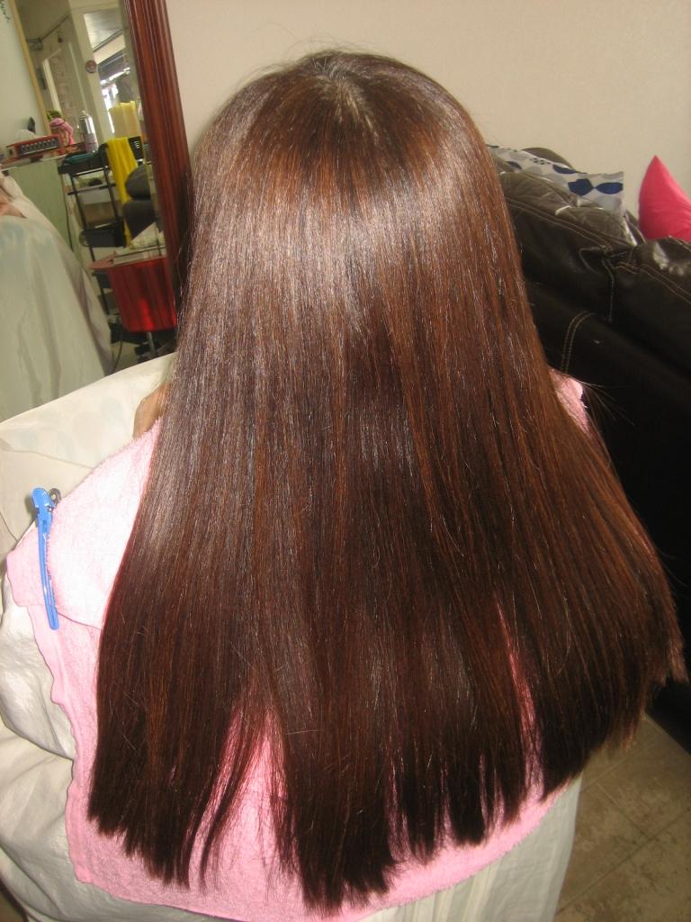 50代ヘアスタイル アラフィフヘアスタイル 髪質改善専門店奈良