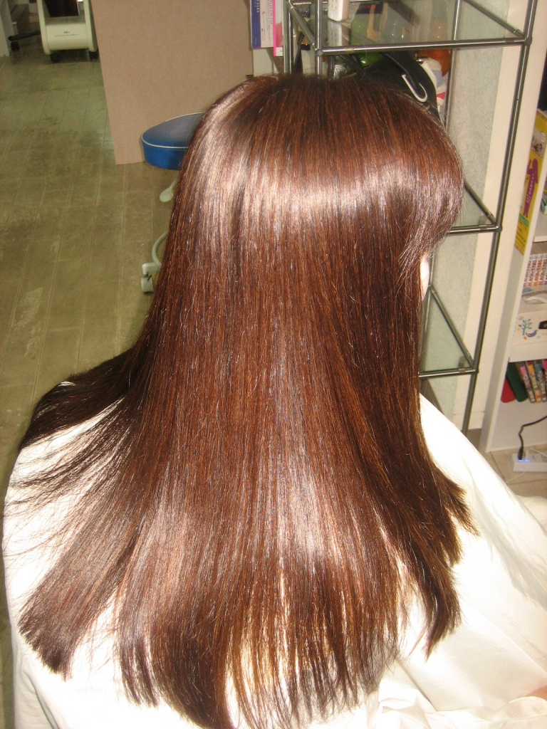 髪質改善縮毛矯正 縮毛矯正髪質改善 大和高田 天理 生駒 香芝 葛城市