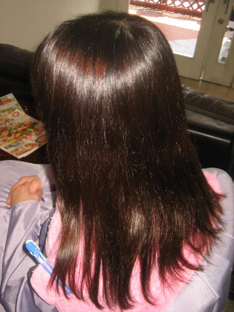 髪質改善の失敗 縮毛矯正の失敗 奈良県 関西