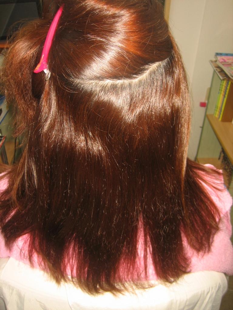 髪質改善 奈良市 西大寺 高の原 美容室 生駒 縮毛矯正
