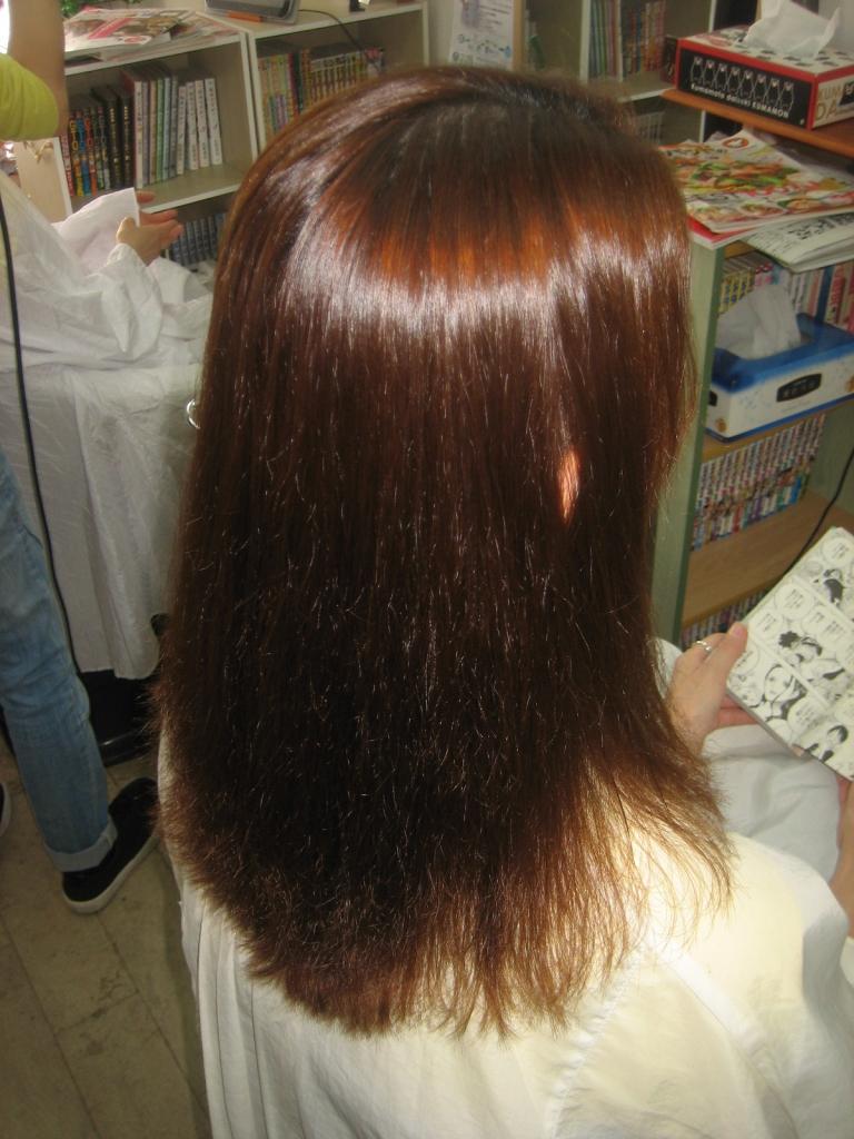 高の原 美容室 大和郡山 髪質改善 天理 縮毛矯正 八木 縮毛矯正専門店
