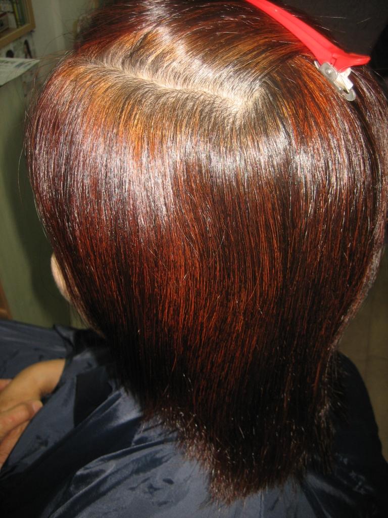縮毛矯正専門店 美容室の失敗 チリチリ 髪 ジリジリ ストパー