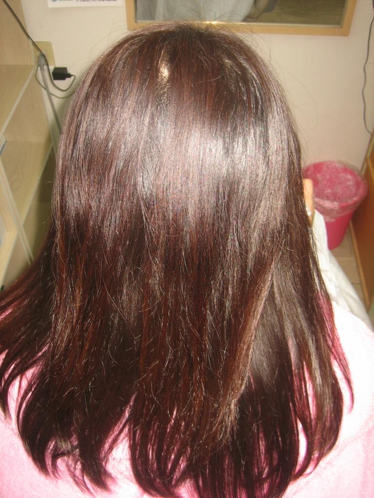 広がる髪をどうにかしたい 奈良 縮毛矯正専門店 髪質改善専門店