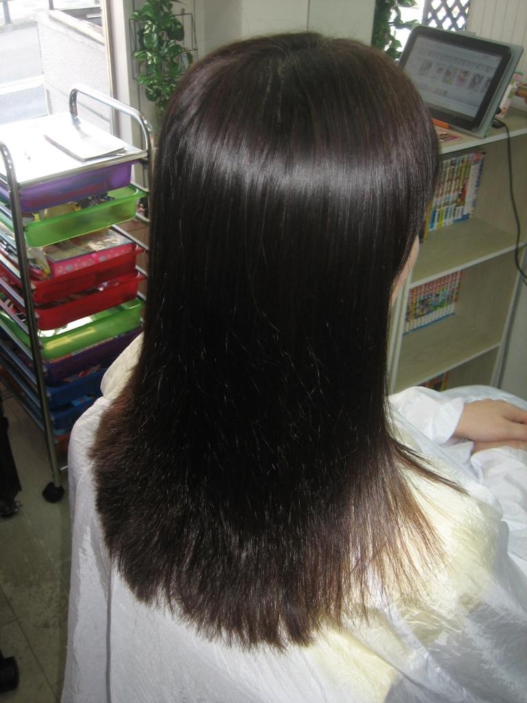 奈良 西大寺 髪質改善 学園前 生駒 髪質改善専門店 大和郡山