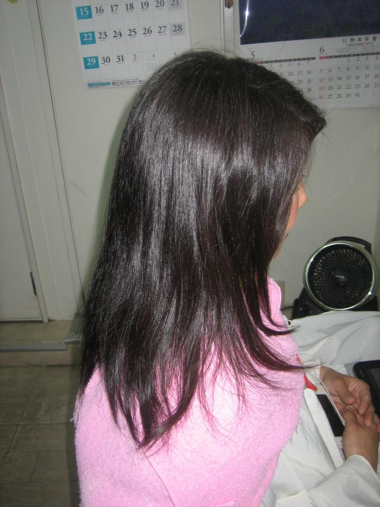 奈良県美容室 縮毛矯正 髪質改善奈良 美髪 艶髪専門店 奈良