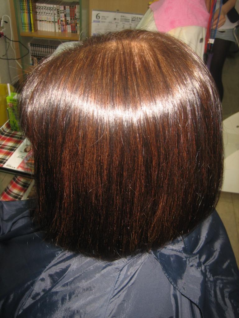 奈良県 美容室 縮毛矯正 生駒 ストパー 生駒市 ストレートパーマ 生駒郡 髪質改善