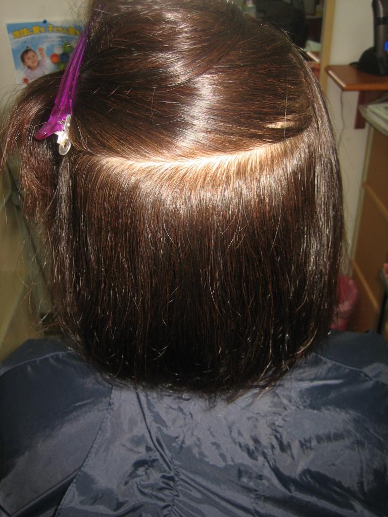 奈良市美容室 学園前 縮毛矯正 生駒 ストパー 生駒市 ストレートパーマ 生駒郡 髪質改善