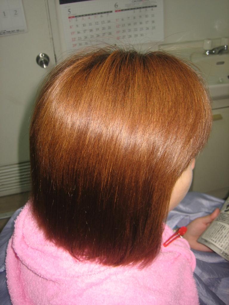 髪質改善 生駒 ストパー 学園前 縮毛矯正 生駒市 ストレートパーマ