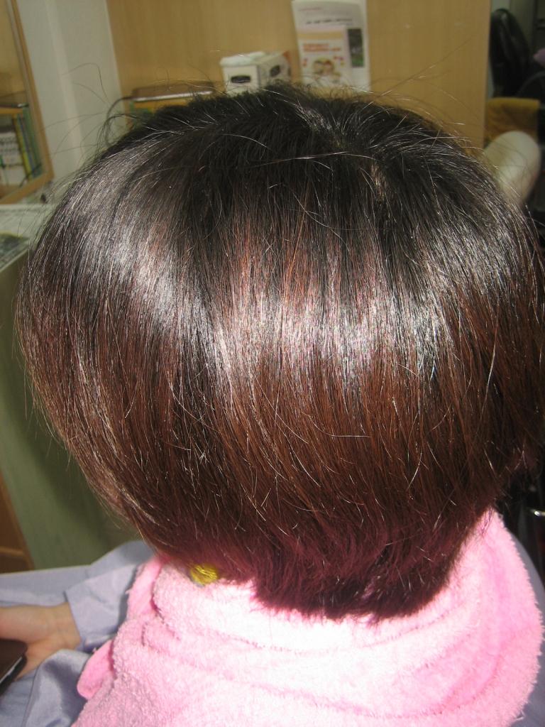 髪質改善 生駒 生駒市 美容室 押熊 木津川市 祝園 ストパー ストレートパーマ 学園前