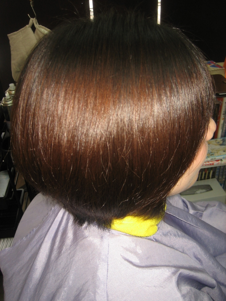 髪質改善 奈良県 美容室 高の原 髪質改善専門店 祝園 縮毛矯正 西大寺 学園前