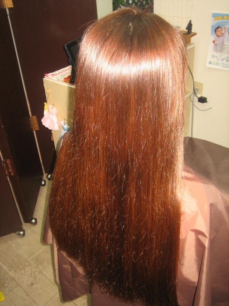 生駒 髪質改善 白庭台 美容室 北生駒 髪質改善専門店