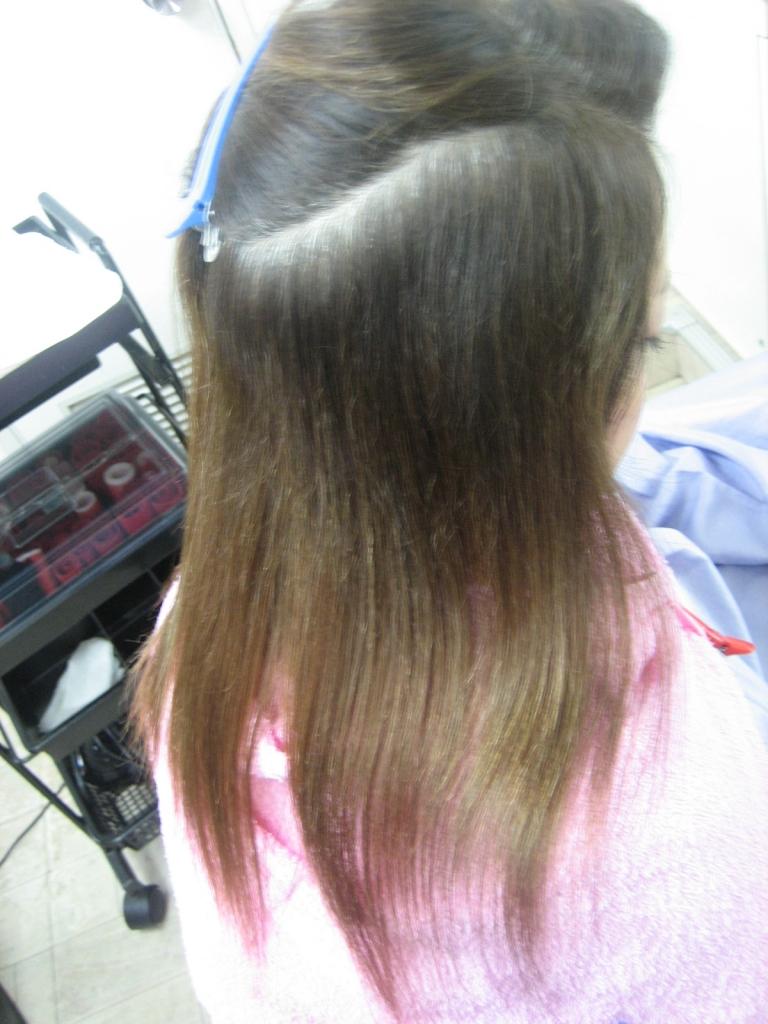 北生駒 縮毛矯正 白庭台 美容室 真弓 髪質改善 生駒市 ストパー 白髪染め