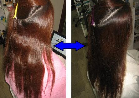 北生駒 美容室 南生駒 美容院 東生駒 髪質改善 萩の台 髪質改善専門店