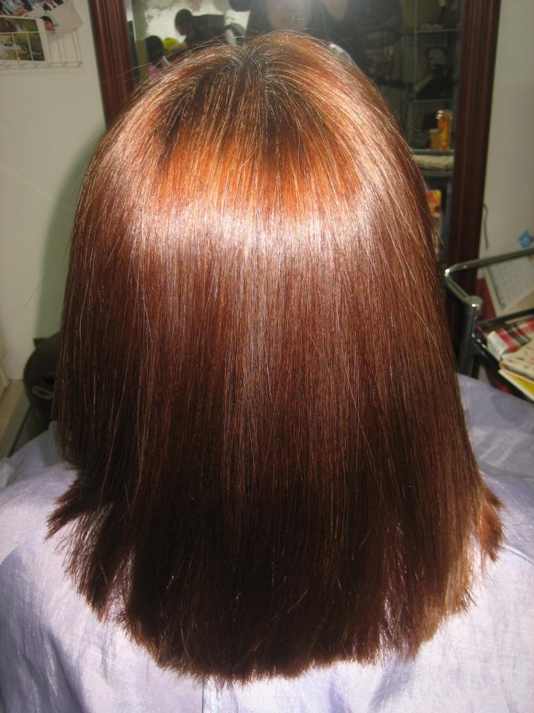 高の原 美容室 州見台 梅美台 縮毛矯正 城山台 髪質改善 木津川市