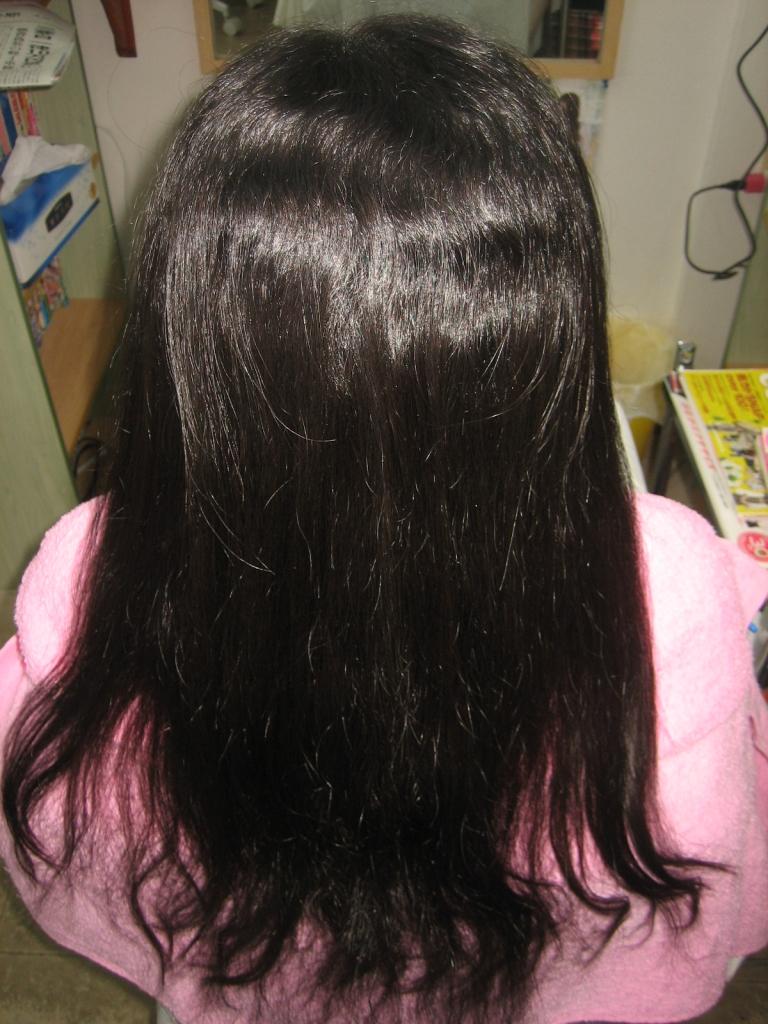 髪のクセが強い クセ毛 縮毛矯正 髪質改善 奈良 奈良県