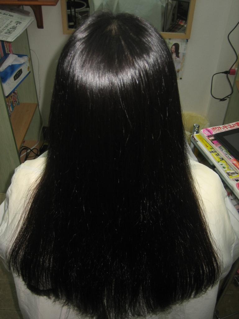 奈良県 美容室 縮毛矯正が特異 クセが強くても痛まないで伸ばせます ストパー ストレートパーマ