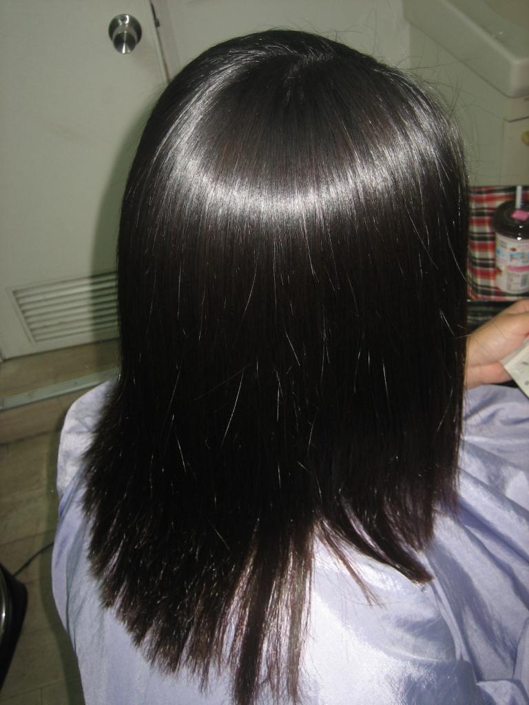 奈良県 髪質改善