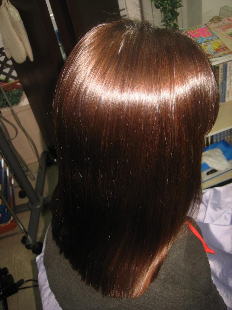 奈良市美容室 学園前美容室 奈良県美容室 縮毛矯正奈良