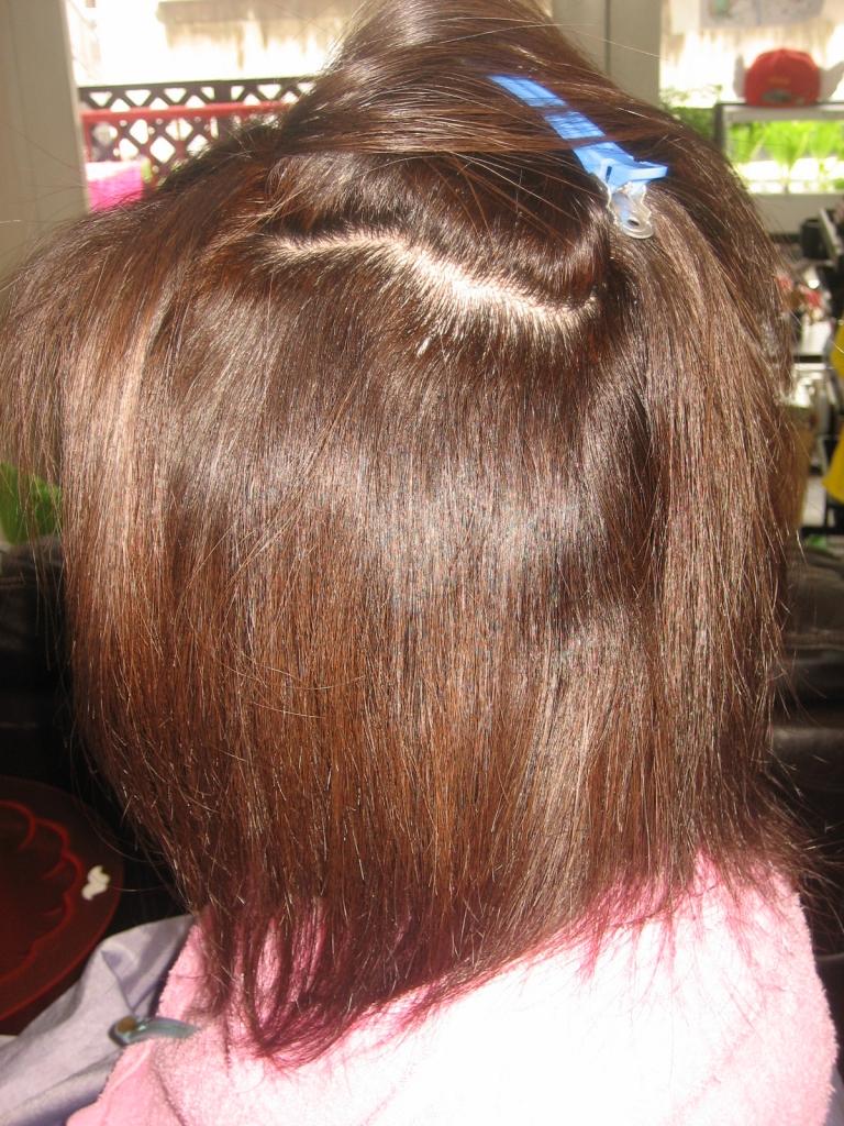 奈良県 美容室 奈良市 縮毛矯正 高の原イオン ストパーの失敗 チリチリ ジリジリ