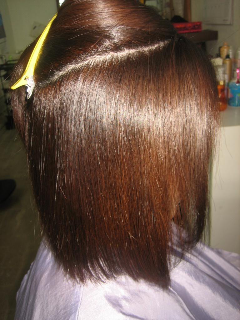 高の原 美容室の失敗 奈良県奈良市 縮毛矯正髪質改善 右京 押熊 美容院 ヘアサロン