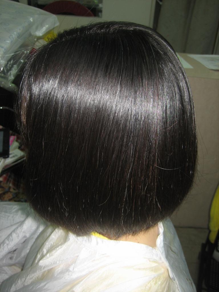 大和郡山市 美容室 縮毛矯正 筒井 ストレートパーマ 平端 ストパー 九条 髪質改善 JR郡山 ヘアエステ