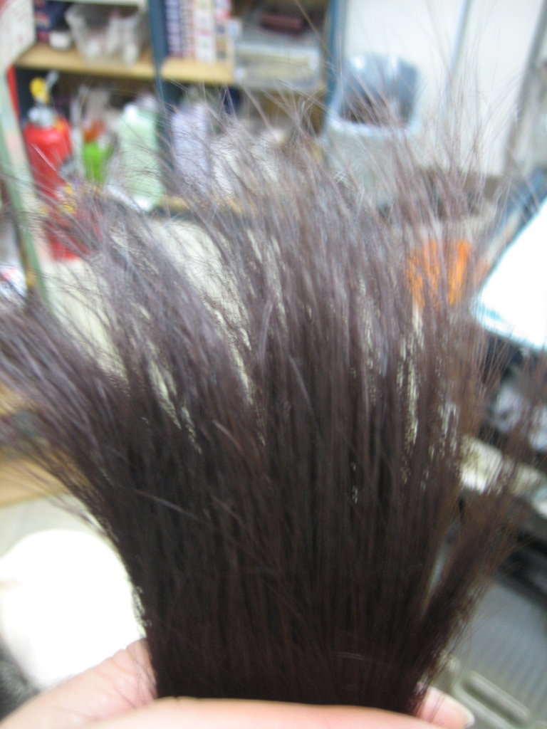 西大寺 美容室 学園前 美容室の失敗 あやめ池 縮毛矯正 高の原 髪質改善 奈良 ストレートパーマの失敗