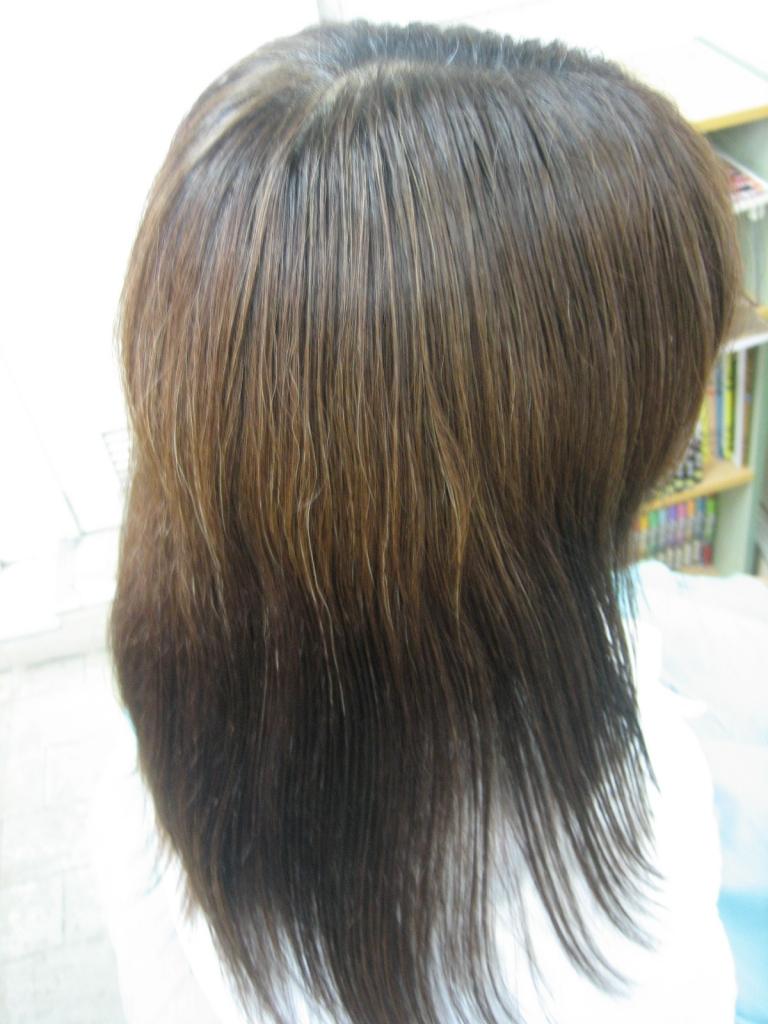 奈良市 美容室 奈良県美容室 縮毛矯正の失敗 美容院 西大寺 学園前 生駒 生駒市 髪質改善