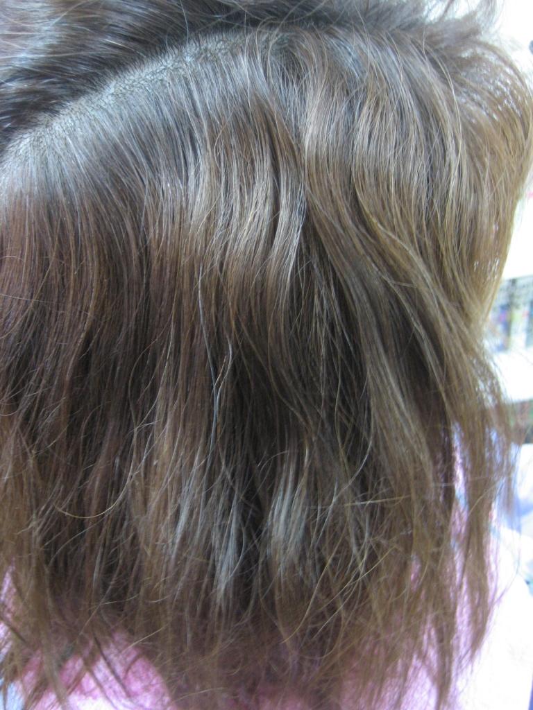 生駒 美容室 縮毛矯正 高の原 髪質改善 学園前 美容師の失敗 大和西大寺