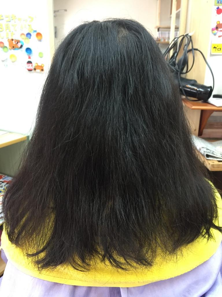 大和西大寺 美容室 西大寺 縮毛矯正の失敗 奈良ファ 髪質改善専門店 縮毛矯正専門店