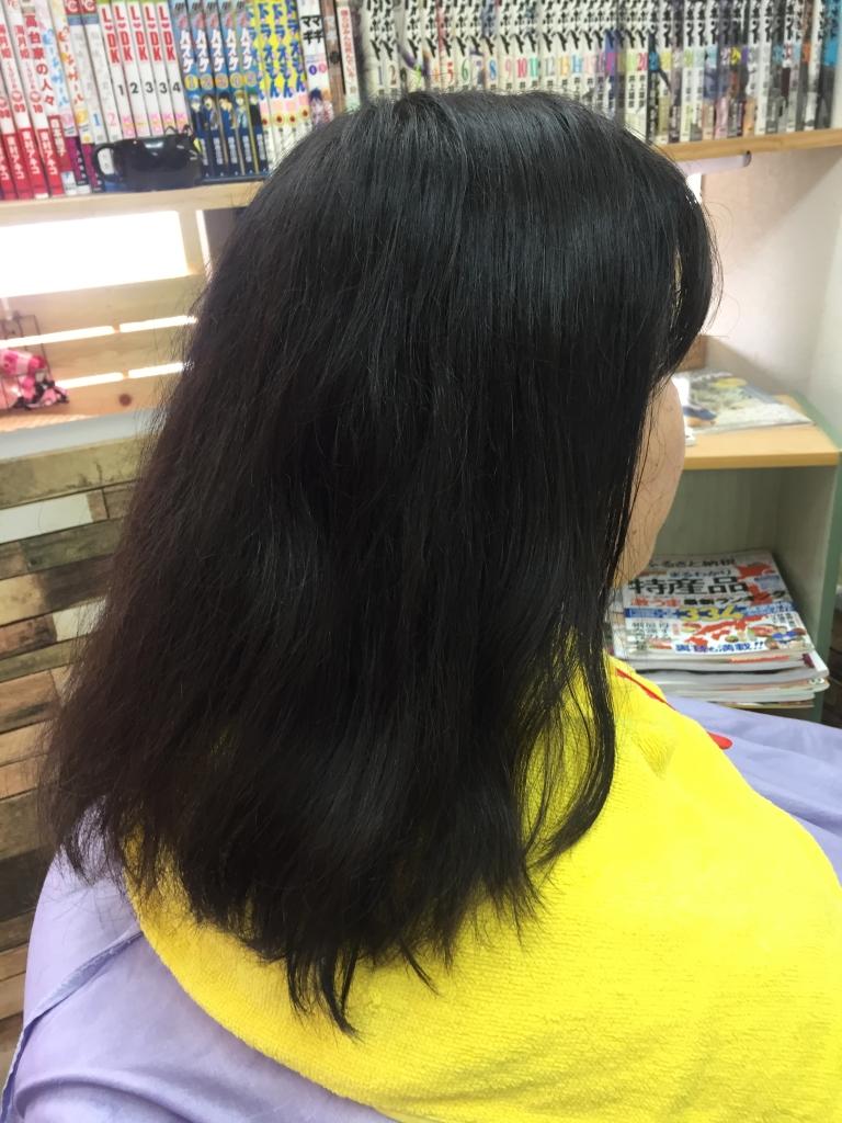 奈良市西大寺 縮毛矯正 ヘアデザイン 美容室の失敗 西大寺美容室 髪質改善