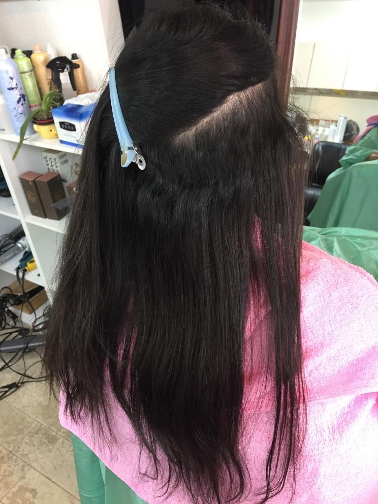 奈良 美容室 西大寺 縮毛矯正の失敗 学園前 美容室の失敗 生駒