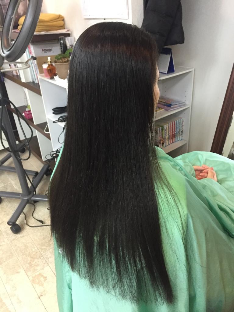 奈良 美容室 西大寺 ストレートパーマ 学園前 縮毛矯正 生駒 髪質改善 高の原 美容院 白庭台