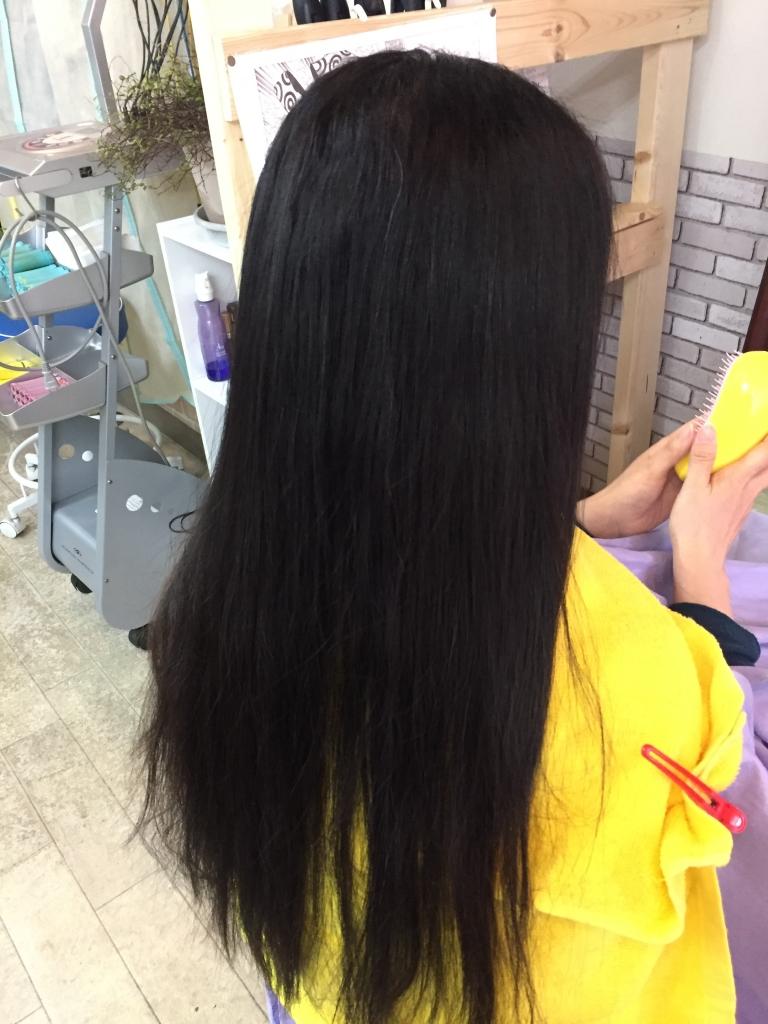 奈良県美容室 髪質改善 高の原 美容室 生駒 縮毛矯正 生駒市 美容院