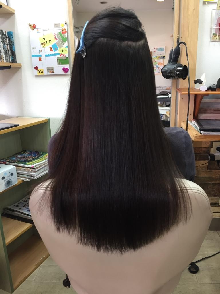 奈良県 美容室 髪質改善 学園前 縮毛矯正 生駒市 ストパー 生駒郡 ストレートパーマ