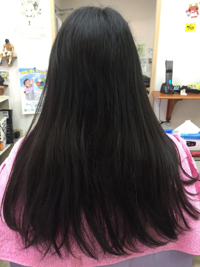 北生駒 縮毛矯正 白庭台 ストレートパーマ 生駒市 美容室 髪質改善 学園前