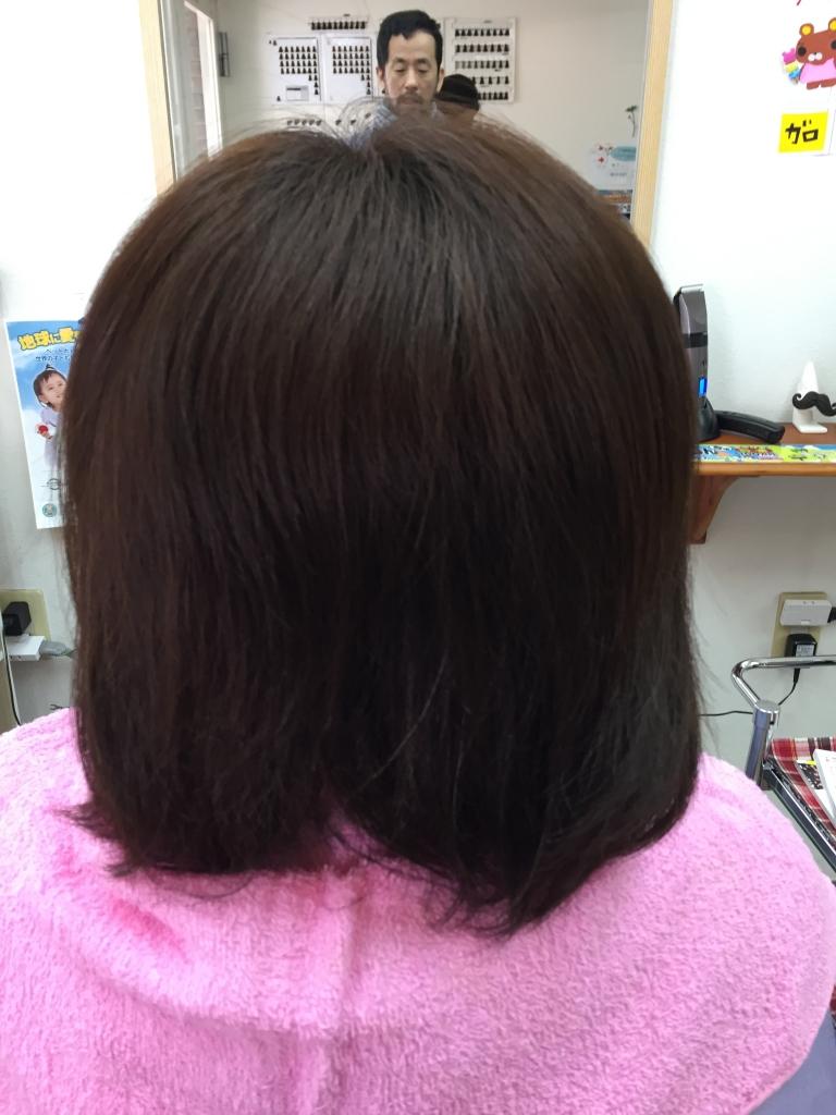 奈良県奈良市 美容室の失敗 西大寺 縮毛矯正の失敗 美容師の失敗 高の原