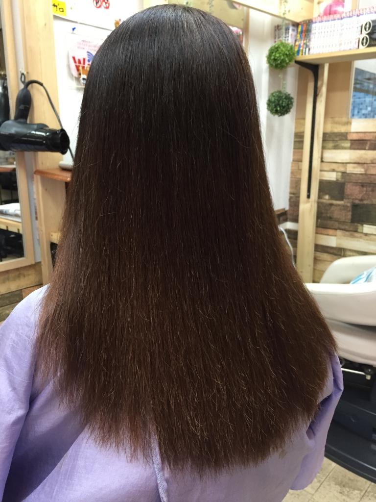 奈良市 京都府 美容室 髪質改善 ハイトーンヘアカラー専門縮毛矯正 西大寺