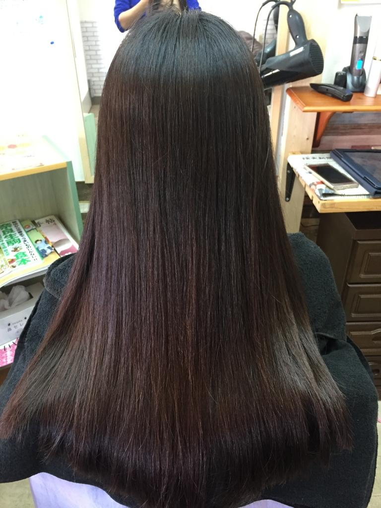生駒市 縮毛矯正 北生駒 美容室 白庭台 髪質改善 奈良県美容室